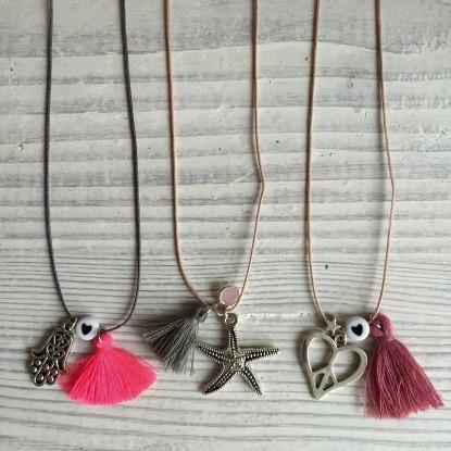 Mahu Beach Necklaces