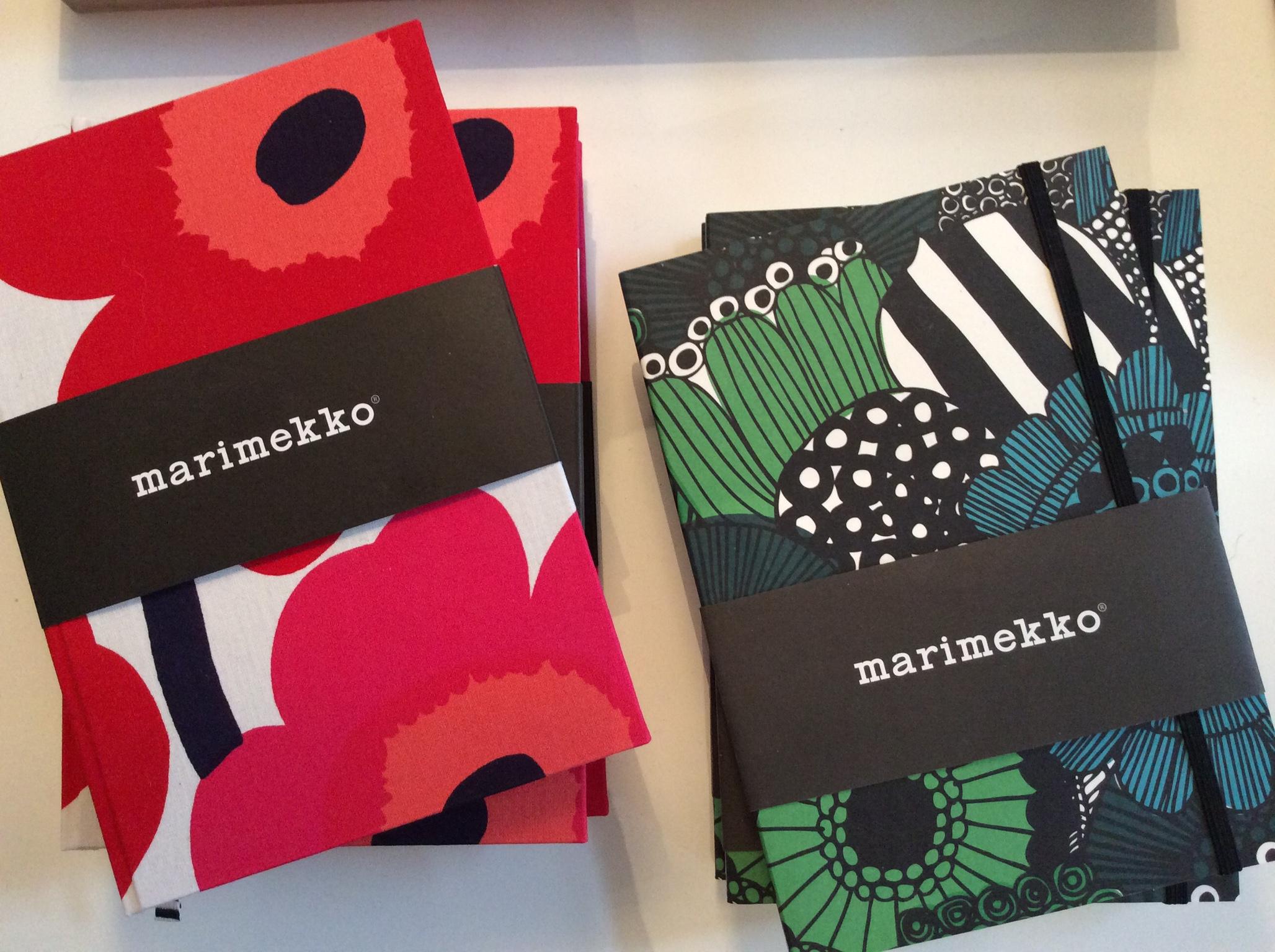 Marimekko Sketchbook